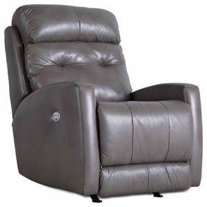 Southern Motion Bank Shot Power Headrest Rocker Recliner