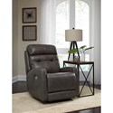 Southern Motion Bank Shot Power Headrest Wall Hugger Recliner with Power Lumbar - Actual Recline Handle/Button May Differ From What is Shown Pending Power and Manual Recline Options