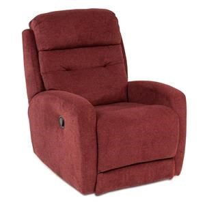 Design to Recline Bank Shot Wall Hugger Recliner