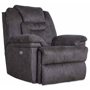 Southern Motion Big Kahuna Big Man's Power Headrest Recliner