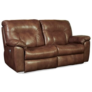 Southern Motion Big Shot Reclining Sofa with Two Seats