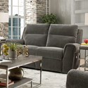 Southern Motion Braxton Power Headrest Loveseat with SoCozi - Item Number: 719-51-95P