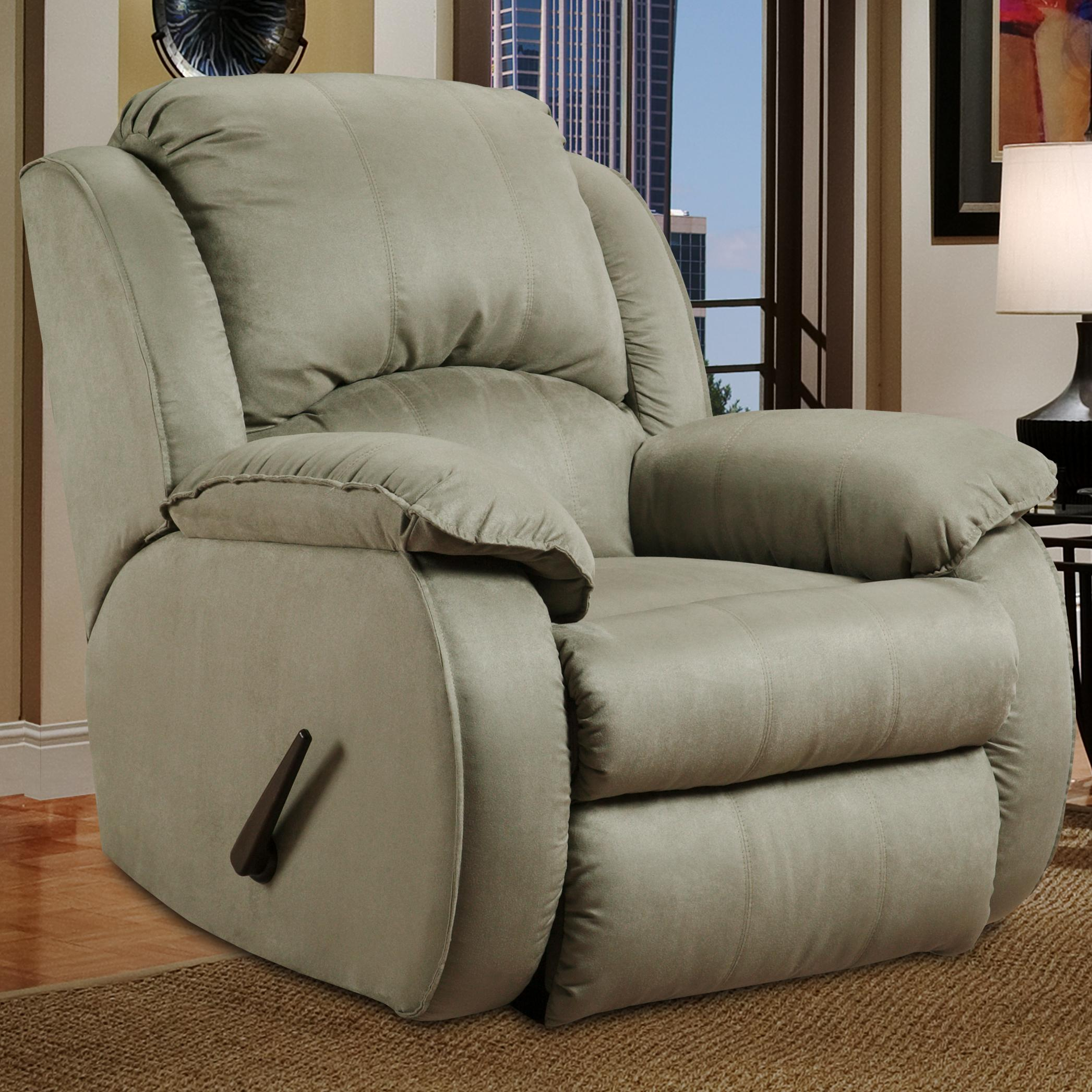Southern Motion Cagney Powerized Rocker Recliner  - Item Number: 1175POWER
