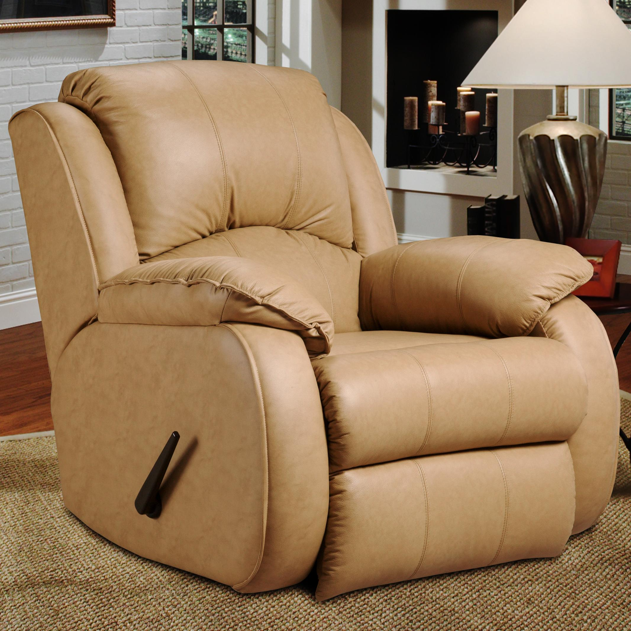 Southern Motion Cagney Powerized Rocker Recliner  - Item Number: 1175POWER L