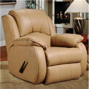 Design to Recline Cagney Rocker Recliner