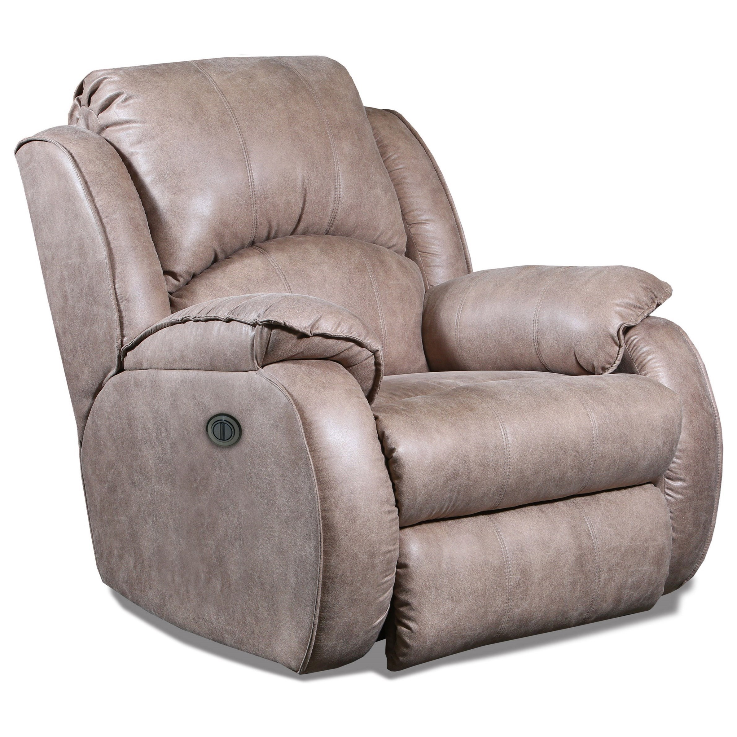 Cagney Power Headrest Wallhugger Recliner by Southern Motion at Darvin Furniture