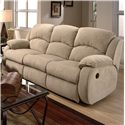 Southern Motion Cagney Powerized Double Reclining Sofa  - Item Number: 705-31POWER