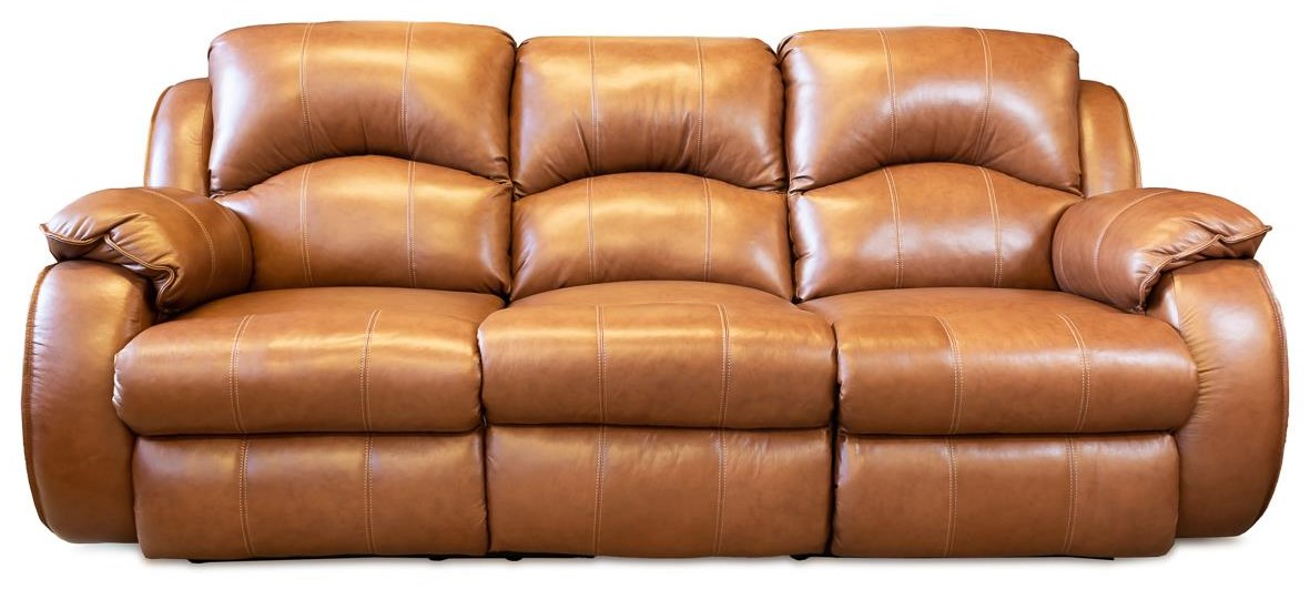 Megan Power Reclining Leather Sofa by Design to Recline at Rotmans