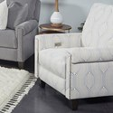 Southern Motion Cameron Cove Power High Leg Recliner - Item Number: 1681P-328-15