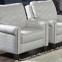 Southern Motion Cameron Cove Power High Leg Recliner - Item Number: 1681P-390-09