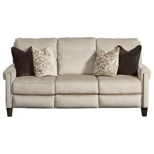 Wireless Double Reclining Power Plus Sofa