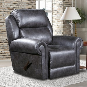 Power Headrest Recliner with SoCozi
