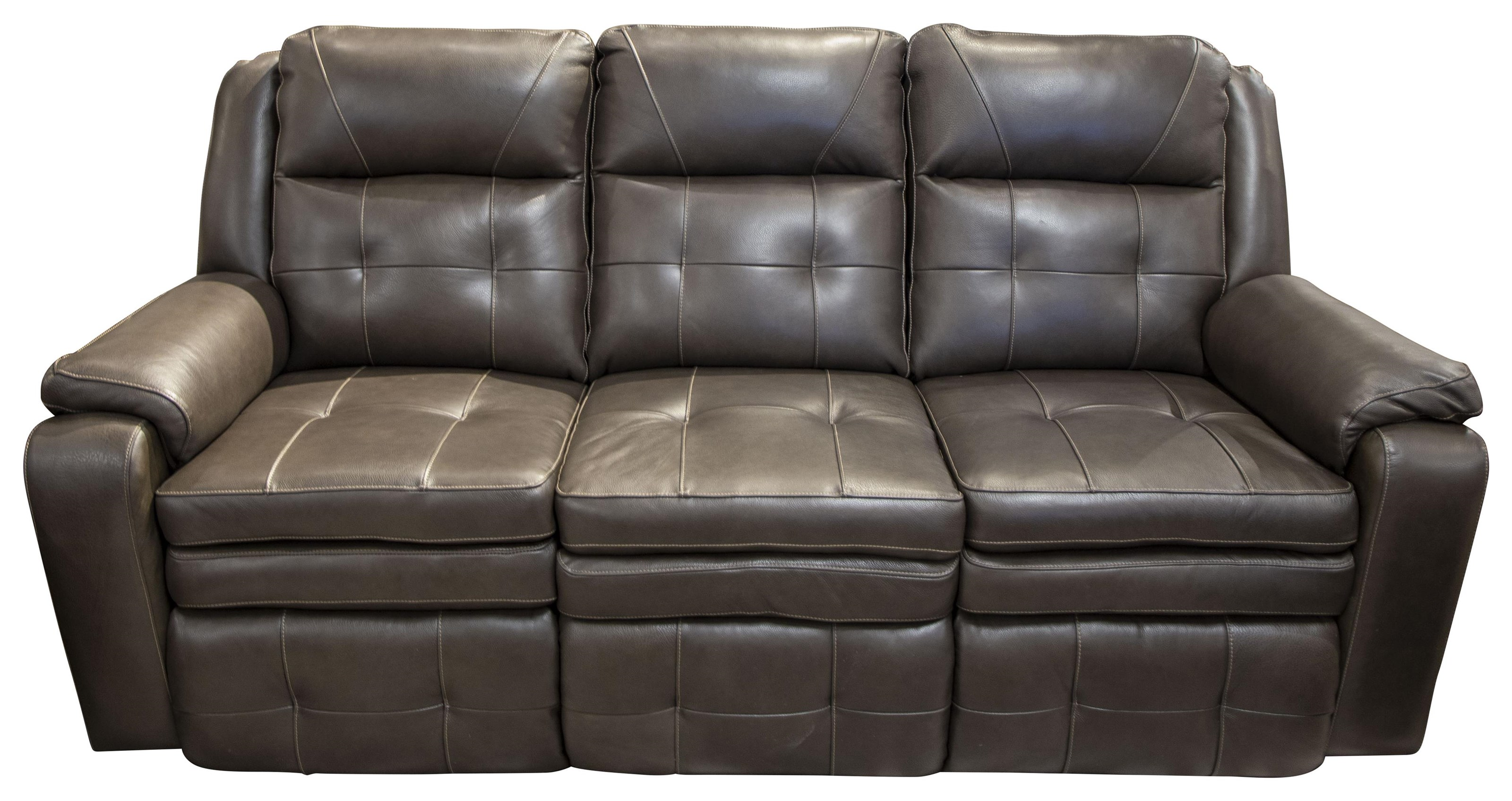 Castiel Castiel Leather Power Sofa by Southern Motion at Morris Home