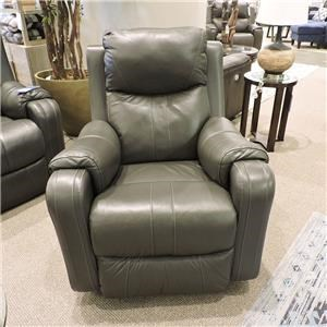 Silas Recliner With Power Headrest