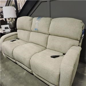 Power Reclining Sofa with Massage