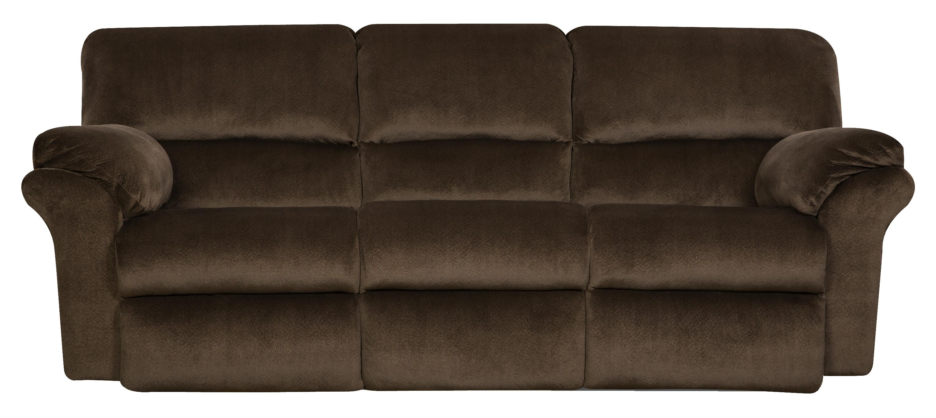 Southern Motion Cloud Nine Double Reclining Sofa - Item Number: 849-31-281-22