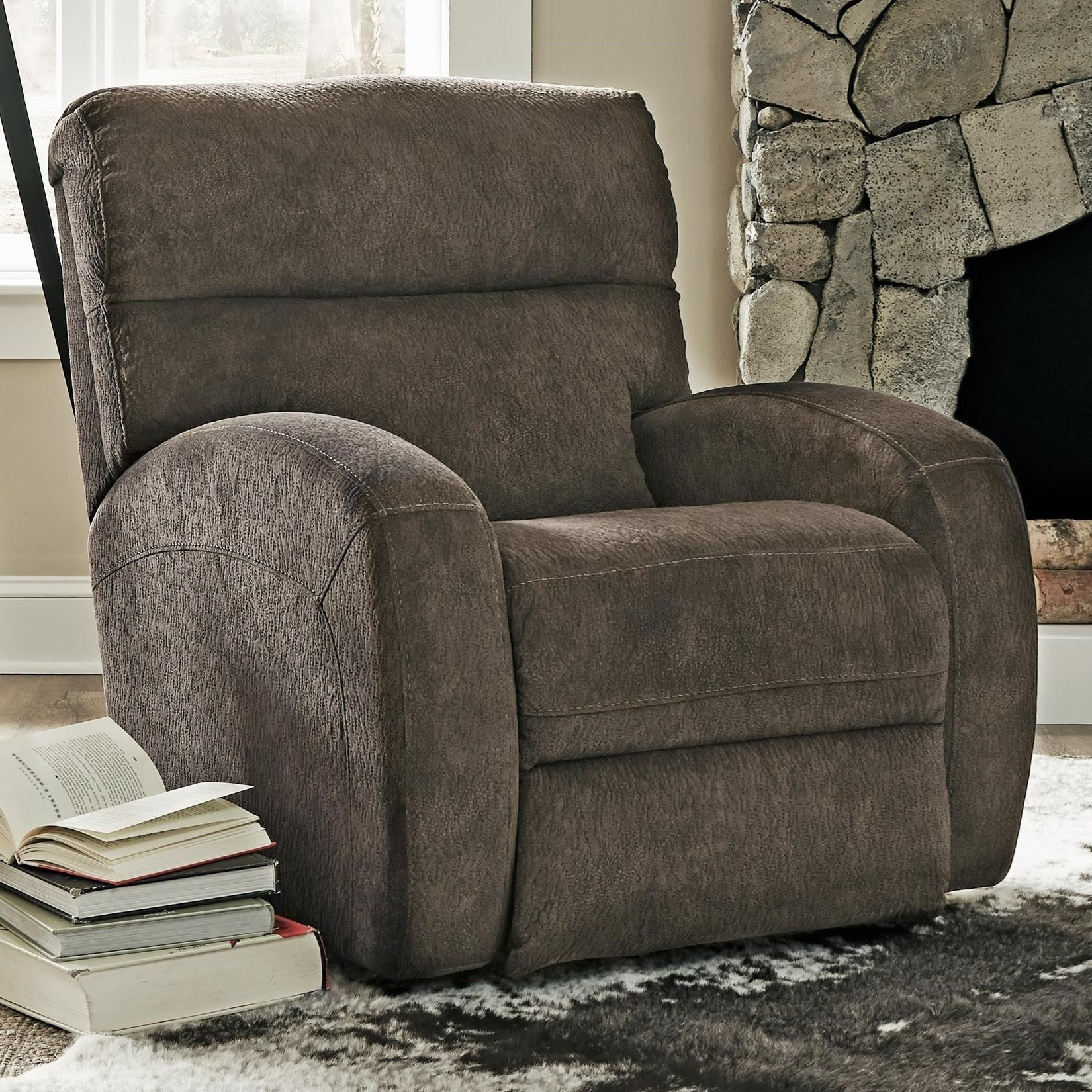 Colby Power Swivel Glider Recliner by Southern Motion at Miller Waldrop Furniture and Decor