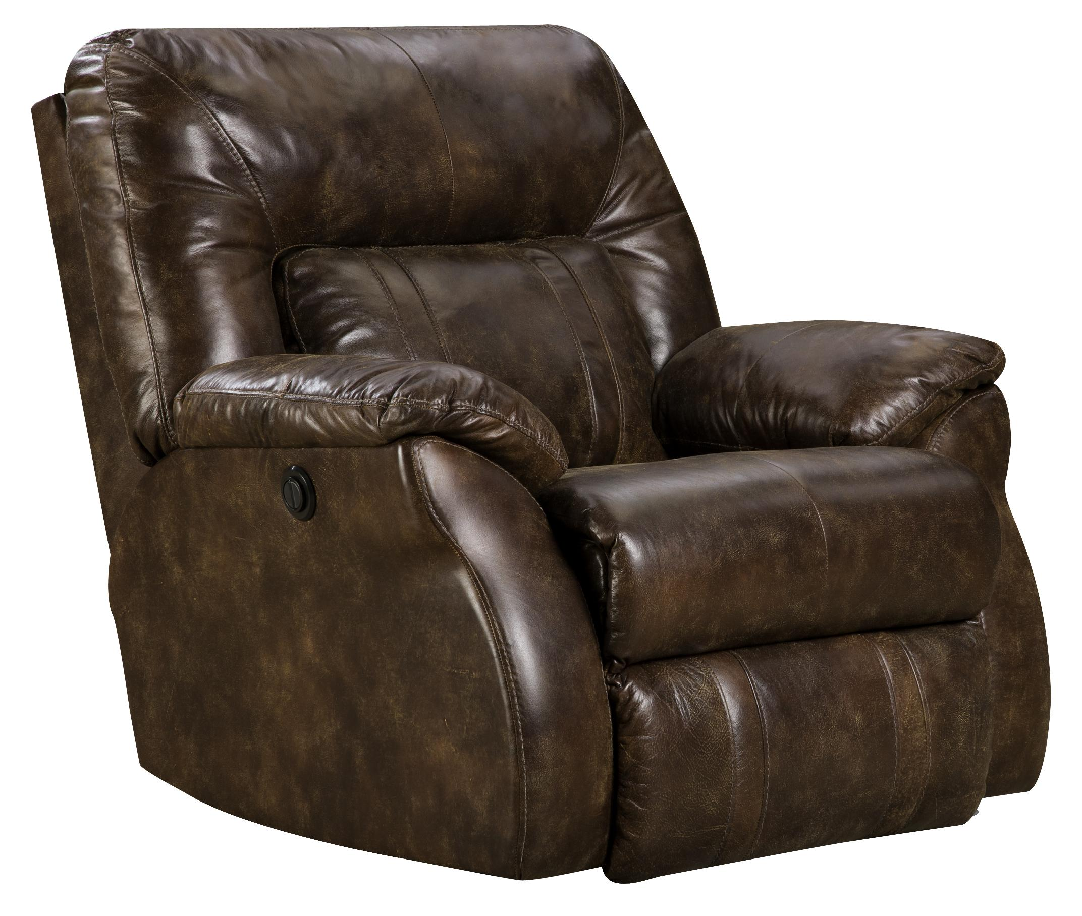 Southern Motion Cosmo Power Lay-Flat Recliner - Item Number: 4572 PWR