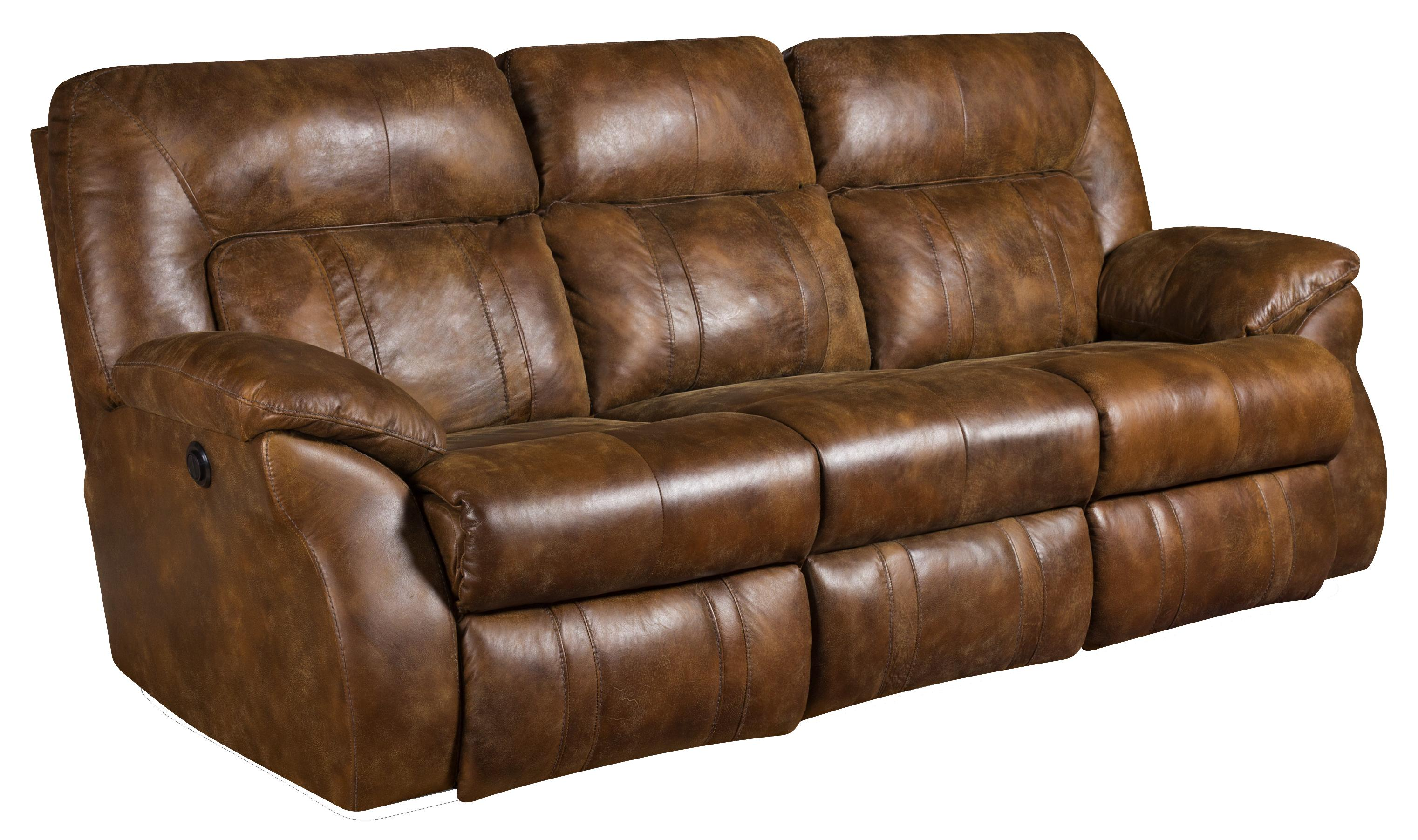 Southern Motion Cosmo Double Reclining Sofa - Item Number: 572-31