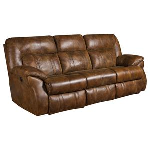 Southern Motion Cosmo Double Reclining Sofa