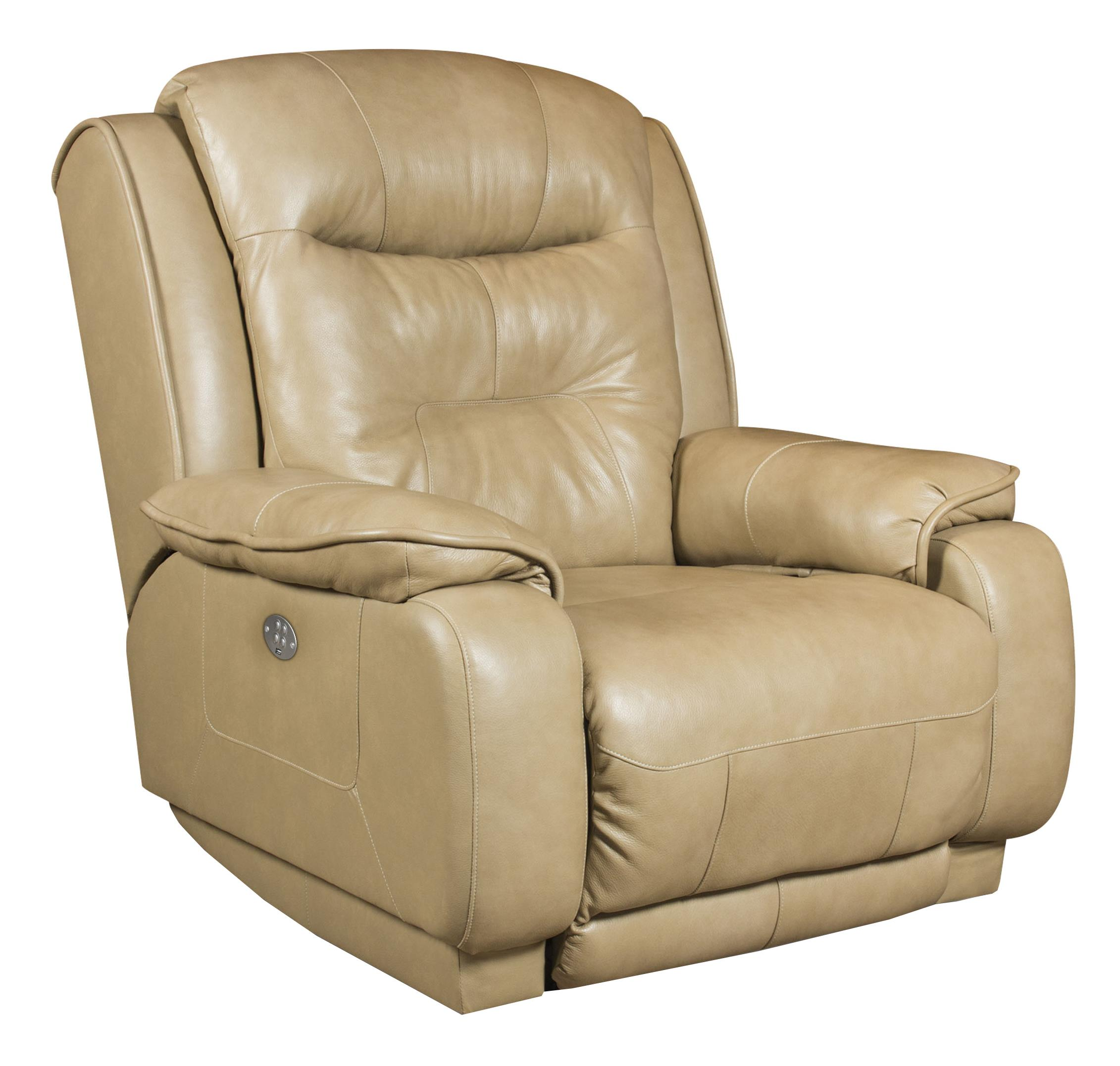 Southern Motion Crescent Wall Hugger Recliner With Power