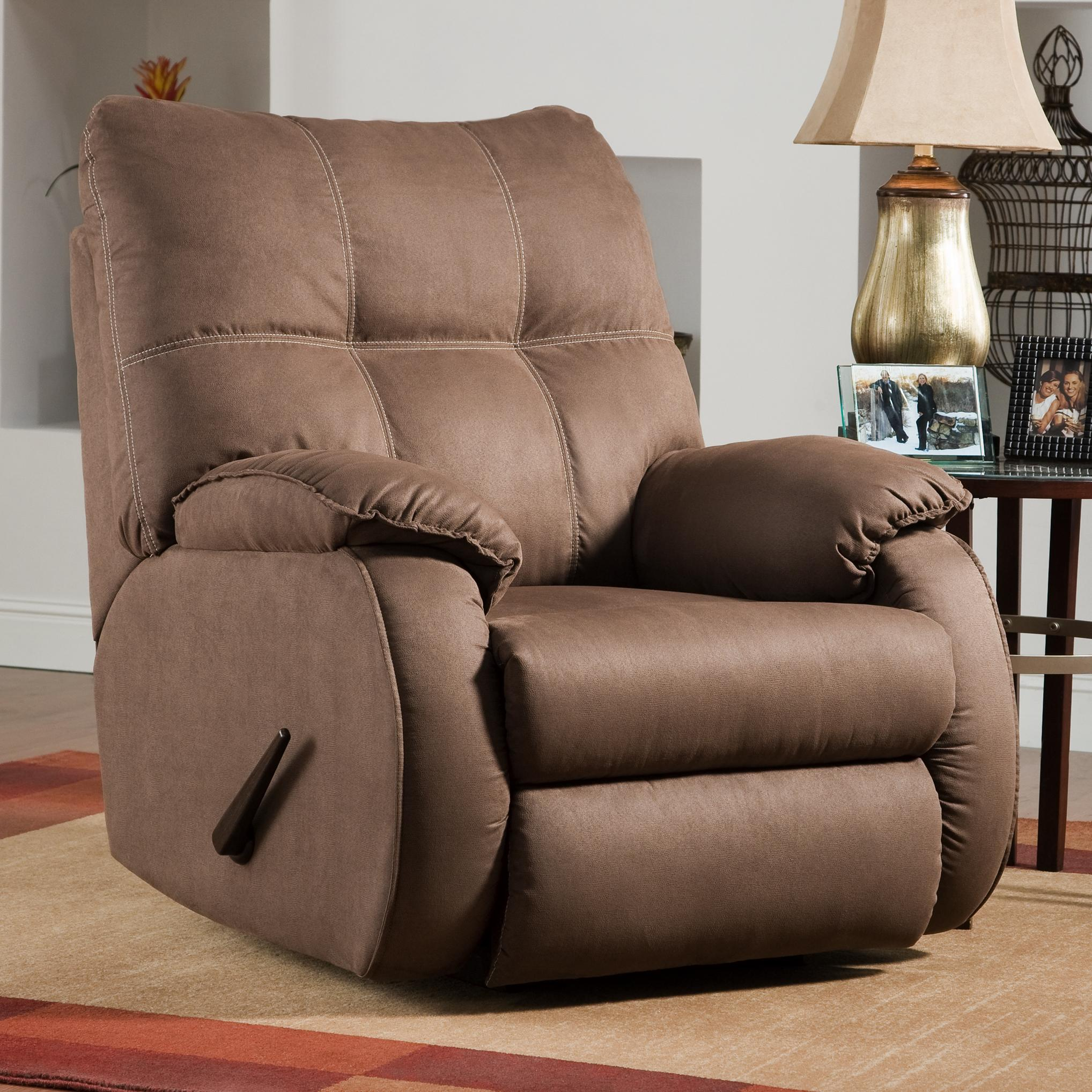 Southern Motion Dodger Power Operated Wall Hugger Recliner - Item Number: 2898 PWR