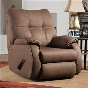 Design to Recline Dodger Power Operated Wall Hugger Recliner