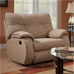 Design to Recline Dodger Reclining Chair & a Half