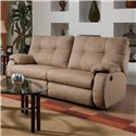 Southern Motion Dodger <b>Power</b> Reclining Sofa - Item Number: 698-30 PWR