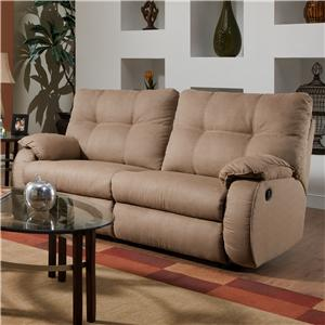 Design to Recline Dodger Reclining Loveseat