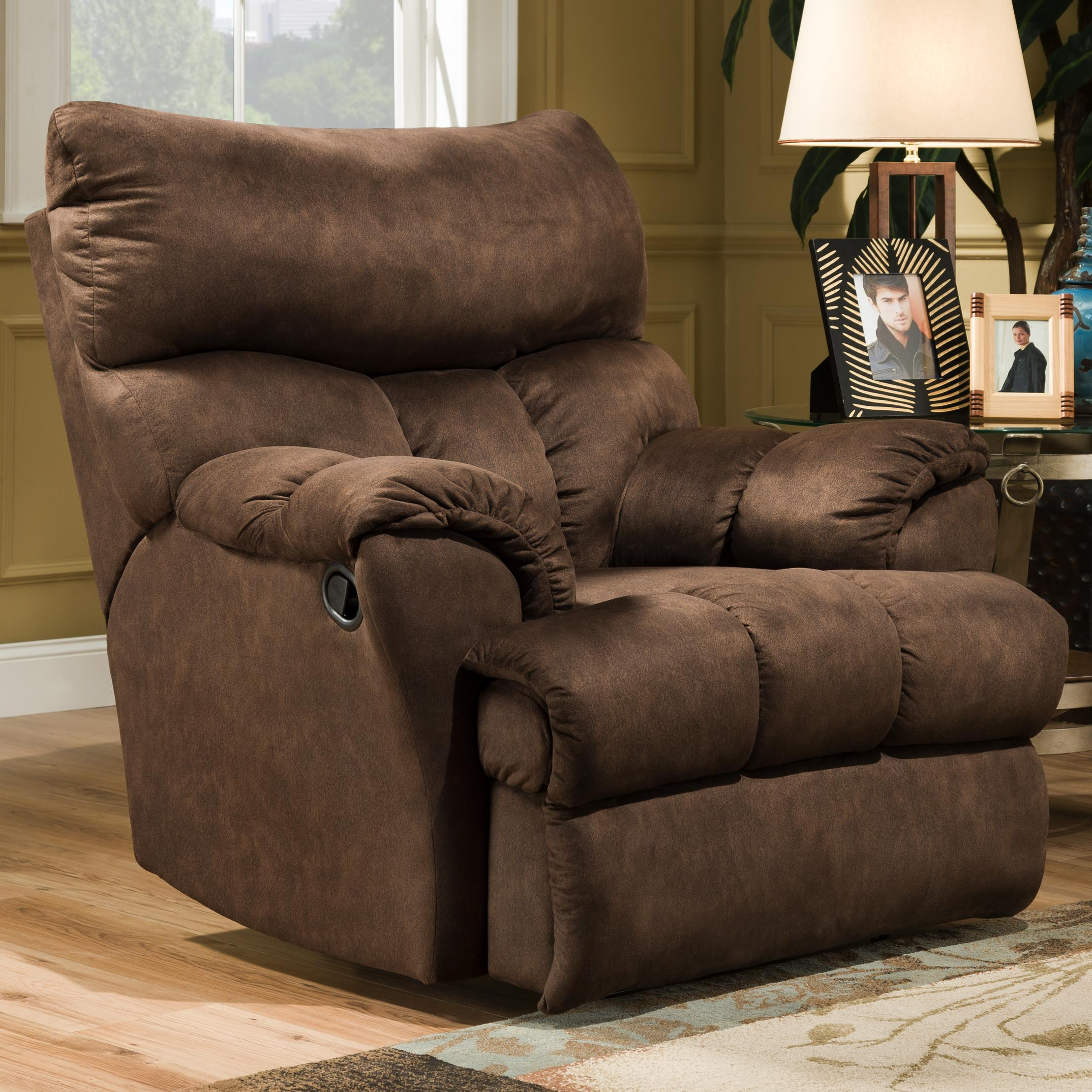 Southern Motion Dreamer  Full Bed Layout Recliner - Item Number: 4113 F