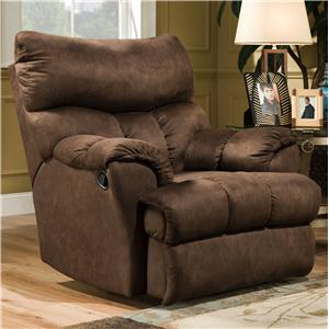 Southern Motion Dreamer  Full Bed Layout Recliner