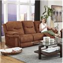 Design to Recline Duran Double Reclining Sofa with Power Plus - Item Number: 581-31PP-258-17