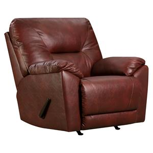 Southern Motion Dynamo Power Lay-Flat Recliner