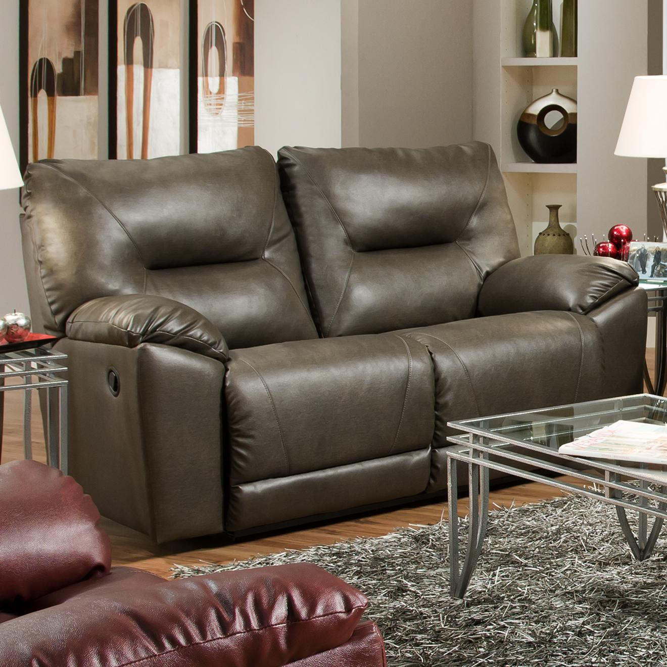 Southern Motion Dynamo Double Reclining Rocking Loveseat - Item Number: 590-41