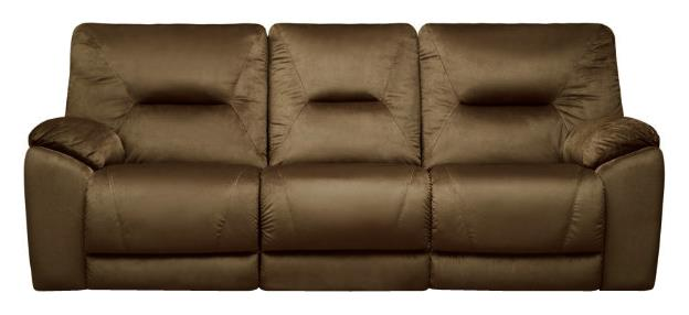 Southern Motion Dynamo Power Double Reclining Sofa - Item Number: 590-31P-Brown