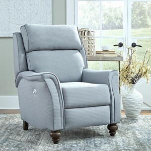 Power Headrest 2-Way High-Leg Recliner
