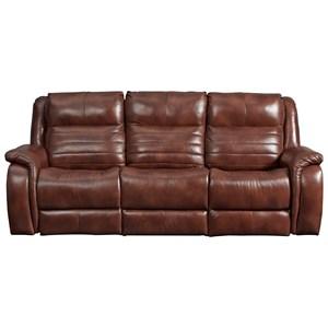 Wireless Powerplus Double Reclining Sofa