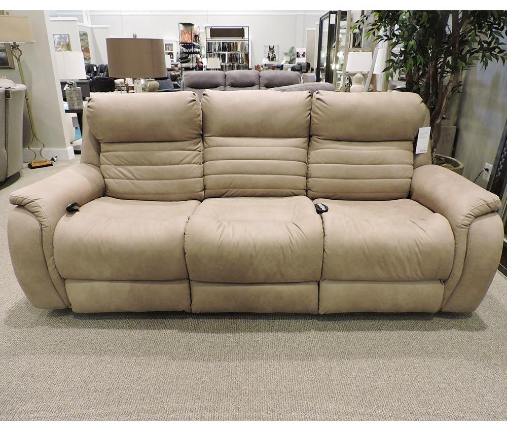 Power Headrest Sofa with SoCozi