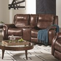 Southern Motion Essex Console Power Headrest Loveseat with SoCozi - Item Number: 712-78-95P