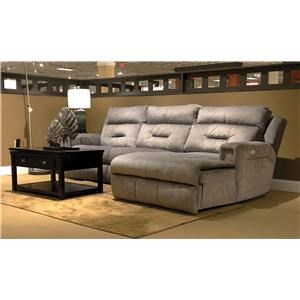3 piece power sectional