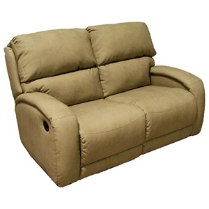 Southern Motion Fandango 884 Double Power Reclining Loveseat