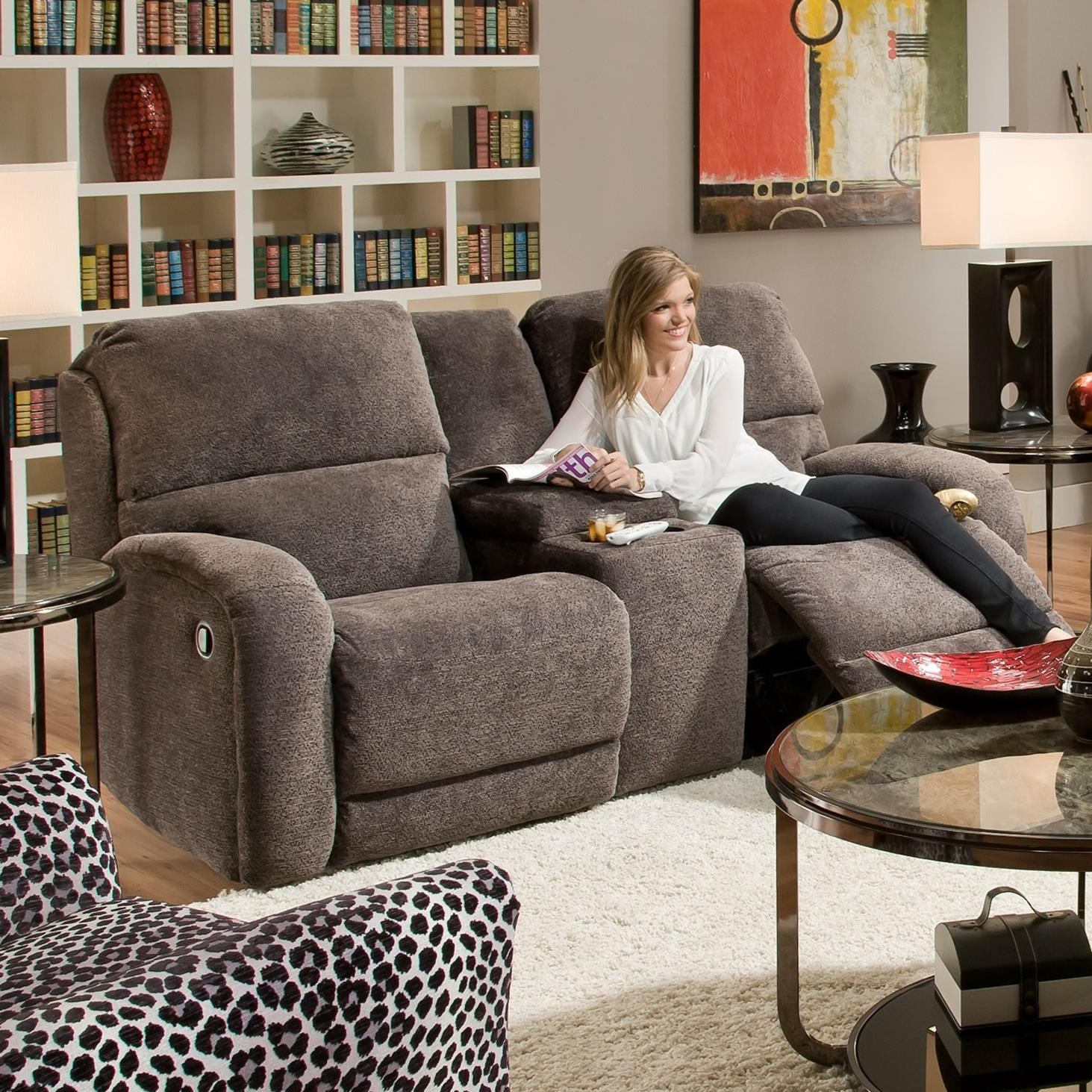 Power Plus Console Loveseat