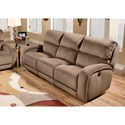 Southern Motion Fandango 884 Power Headrest Reclining Sofa - Item Number: 884-62P-131-21