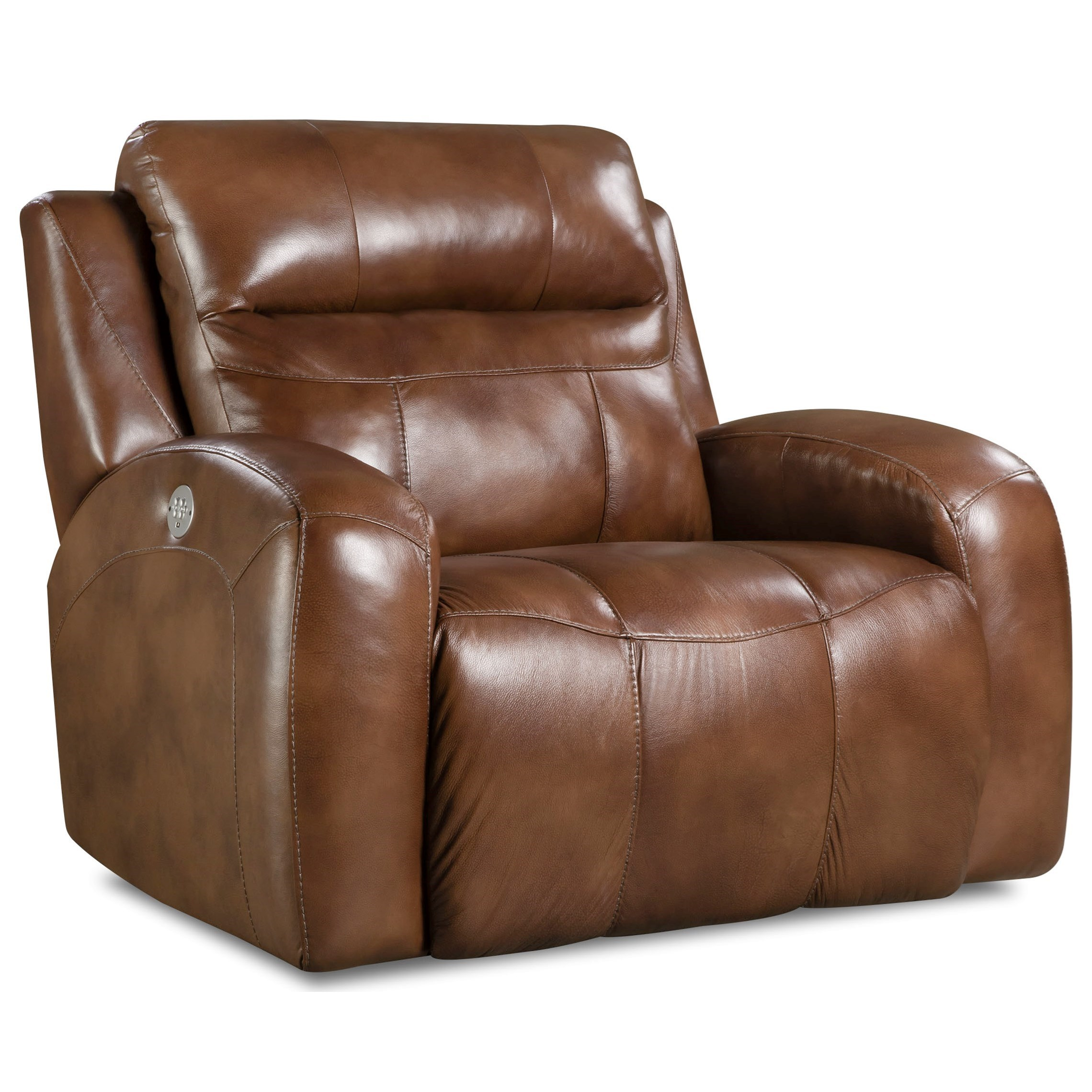Southern Motion Flight Power Reclining Chair and a Half - Item Number: 868-10P