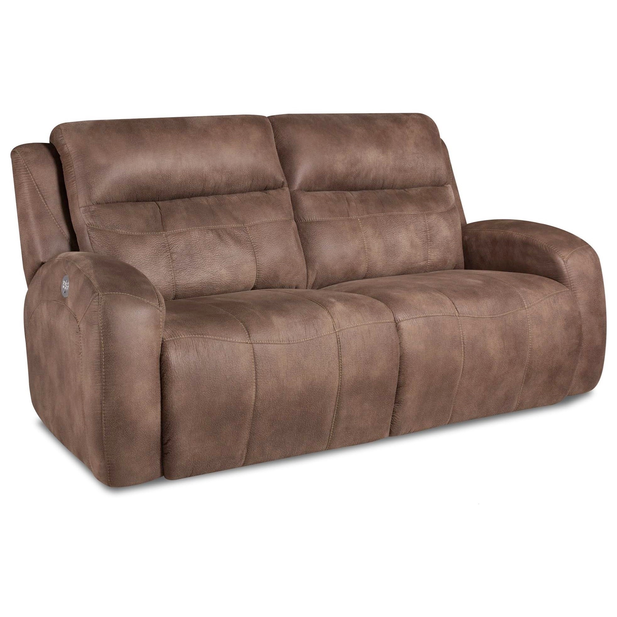 Southern Motion Flight Power Reclining Sofa - Item Number: 868-40P-288-16