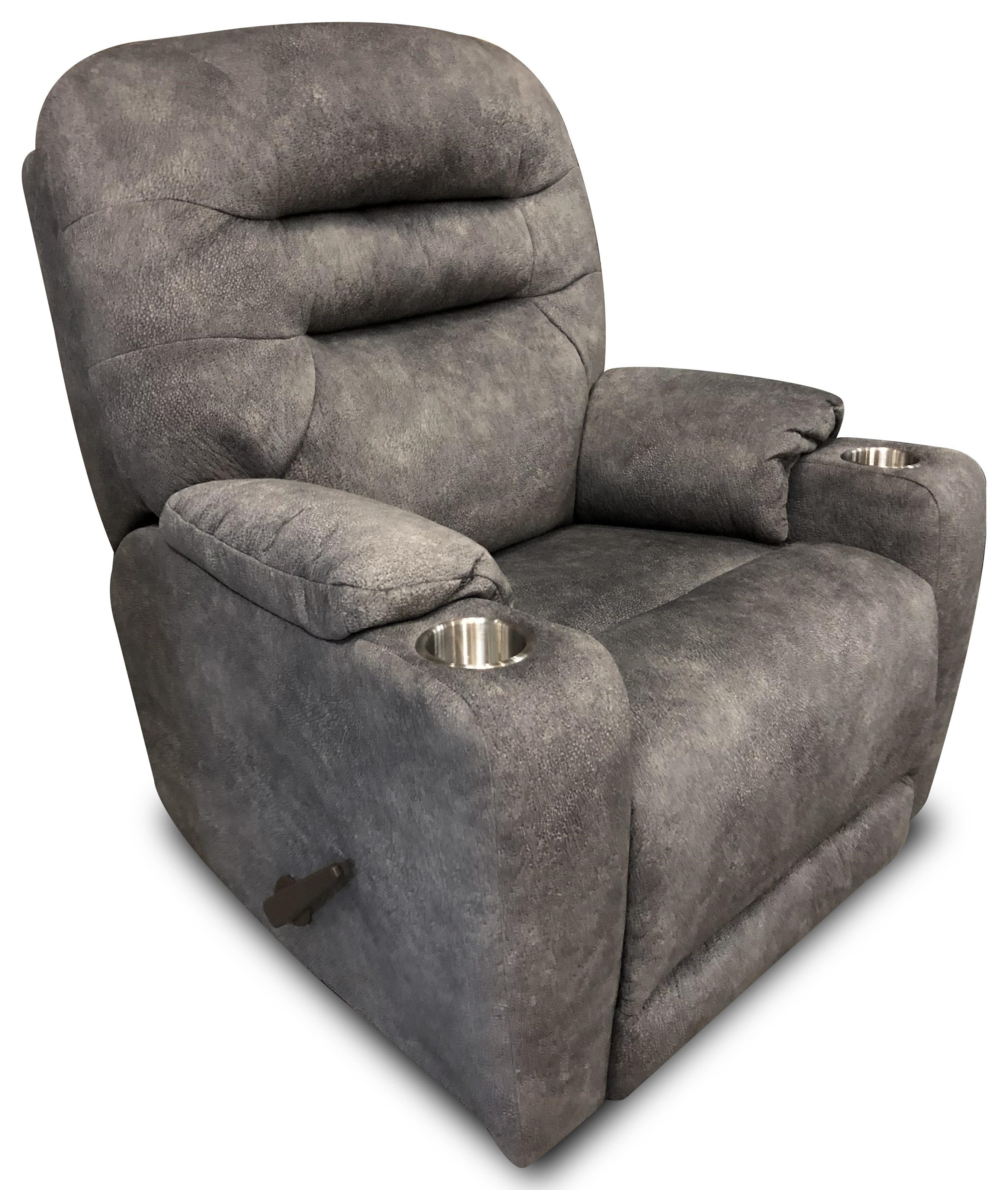 Front Row Rocker Recliner by Southern Motion at Ruby Gordon Home