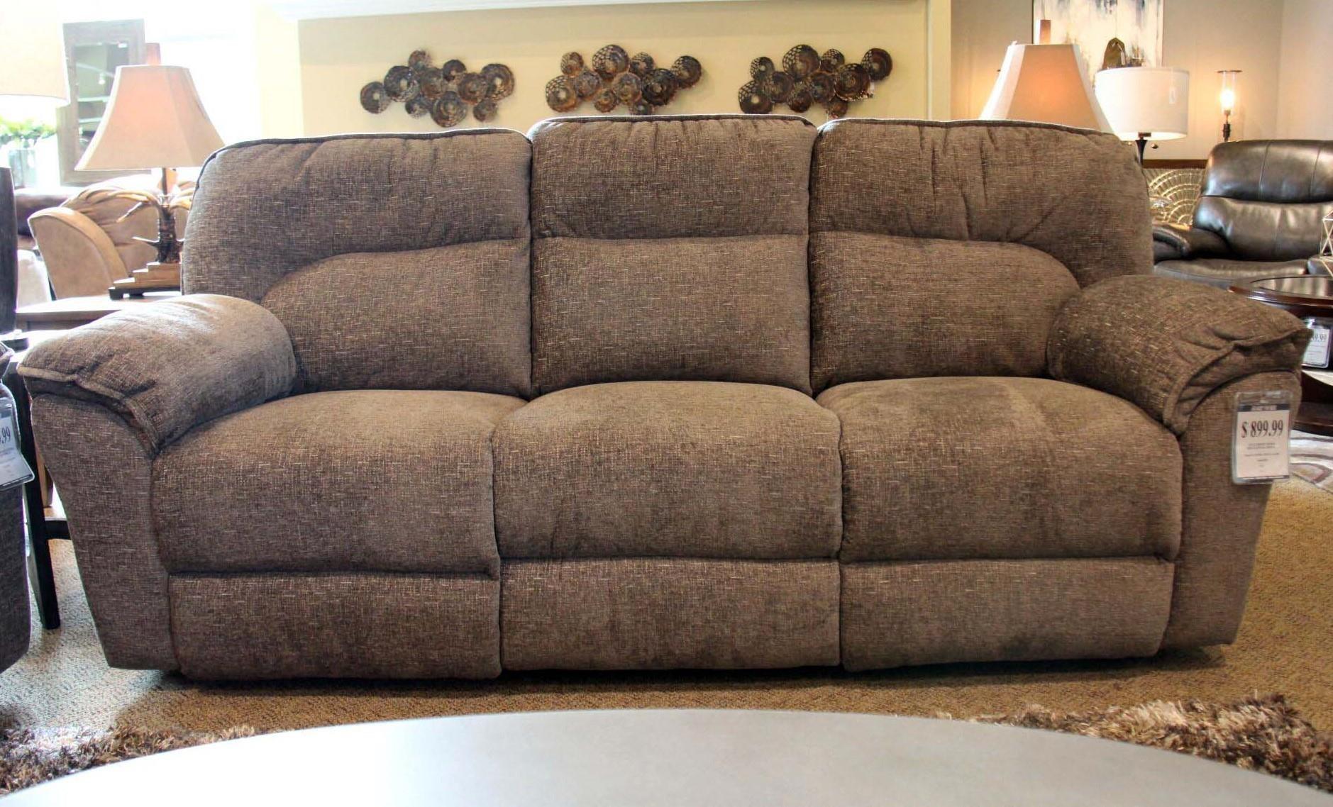 Mink Reclining Sofa