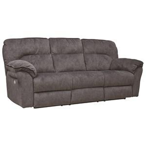 Double Reclining Powerplus Sofa