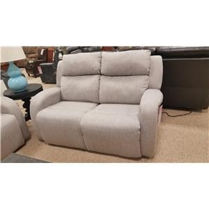 Southern Motion Grand Slam Power Reclining Loveseat with Power Headrest